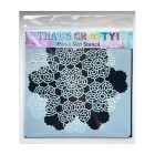 Must Haves - 'Stencil, Lace Doily', 195mm x 190mm