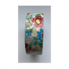 Must Haves - 'Roll Washi Tape, Floral' 15mm width