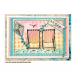 Crafty Individuals CI-454 - 'By the Sea' Art Rubber Stamps, 137mm x 96mm