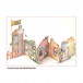 Crafty Individuals A4 Die Cut Chipboard Sheet - 'Houses'