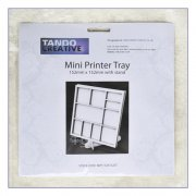 Must Haves - Tando 'Mini Printer Tray with stand', 152mm x 152mm