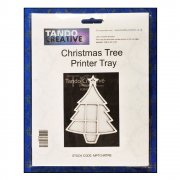 Must Haves - Tando 'Christmas Tree Printer Tray', 150mm x 200mm