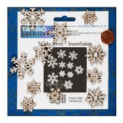 Must Haves - Tando Minis 'Snowflakes'