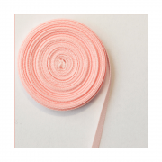 Must Haves - 'Narrow Pale Pink Satin Ribbon Trim' 3mm x 5 metres