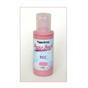 Must Haves - 'Paper Artsy Fresco Finish Acrylic Paint - Rose'