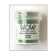 Must Haves - 'WOW Colour Blend Verdigris Embossing Powder'