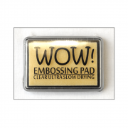 Must Haves - 'WOW Clear Ultra Slow Drying Embossing Pad'