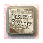Must Haves - 'Distress Oxide Ink Pad - Walnut Stain'