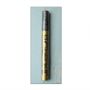 Must Haves - 'Sakura Bright Metallic Gold Pen-Touch Calligraphy Pen'