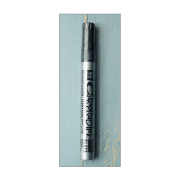 Must Haves - 'Sakura Bright Metallic Silver Pen-Touch Calligraphy Pen'