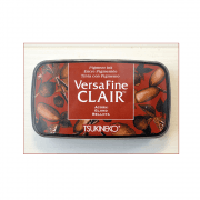 Must Haves - 'VersaFine Clair Pigment Stamp Pad - Acorn'