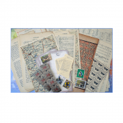 Must Haves - 'Special Offer Genuine Vintage Collage Assortment Package'