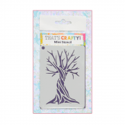 Must Haves - 'Mini Stencil, Tree', 75mm x 105mm