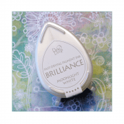Must Haves - 'Brilliance, Dew Drop Ink Pad - Moonlight White'