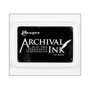Must Haves - 'Archival Ink Pad - Jet Black'