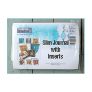Must Haves - 'Slim Journal with Inserts, by Tando Creative', cover 150mm