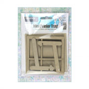 Must Haves - Tando 'Mini Printer Tray with stand and cover', 103mm x 103mm