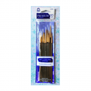 Must Haves - Tools - 'Brushes, Set of 10, in Varying Fine Sizes'